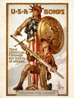 USA Bonds Fine-Art Print