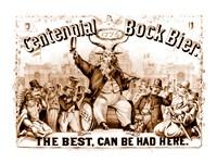Centenial Bock Beer Fine-Art Print