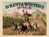 Eckert and Winters Bock Beer Fine-Art Print