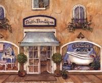 Bath Boutique Fine-Art Print