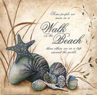 The Beach Fine-Art Print