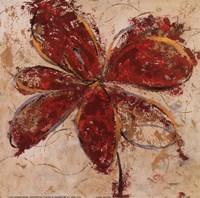 Floral Gesture II Fine-Art Print