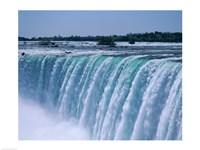 Close-up of a waterfall, Niagara Falls, Ontario, Canada Fine-Art Print