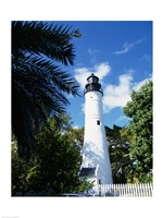 Key West Lighthouse and Museum Key West Florida, USA Fine-Art Print