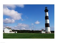 Bodie Island Lighthouse Cape Hatteras National Seashore North Carolina USA Fine-Art Print