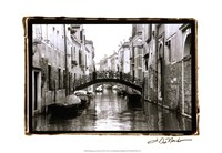 Waterways of Venice XVII Fine-Art Print
