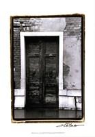 The Doors of Venice III Fine-Art Print
