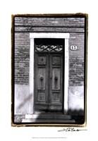 The Doors of Venice IV Fine-Art Print