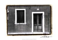 The Doors of Venice VIII Framed Print