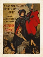 Salvation Army Fine-Art Print