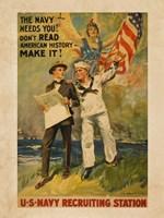 Make American History Fine-Art Print