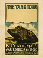 The Tank Tour Fine-Art Print