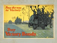 Pave the Way to Victory Fine-Art Print