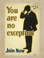 You Are No Exception Fine-Art Print