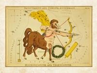 Sagiuuarius and Corona Australis Fine-Art Print