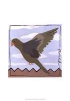 Avian March Fine-Art Print