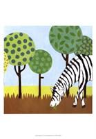 Jungle Fun IV Fine-Art Print
