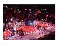 Ringling Brothers Circus USA Fine-Art Print