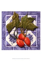 Radishes Tile Fine-Art Print