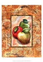 Apple Tart Fine-Art Print