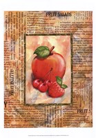 Mixed Fruit I Fine-Art Print
