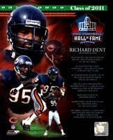 Richard Dent 2011 Hall of Fame Composite Fine-Art Print