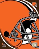Cleveland Browns 2011 Logo Fine-Art Print