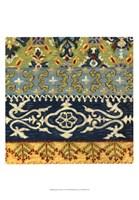 Eastern Textiles IV Fine-Art Print