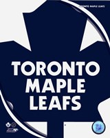 Toronto Maple Leafs 2011 Team Logo Fine-Art Print