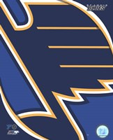 St. Louis Blues 2011 Team Logo Fine-Art Print