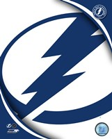 Tampa Bay Lightning 2011 Team Logo Fine-Art Print