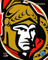 Ottawa Senators 2011 Team Logo Fine-Art Print