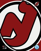 New Jersey Devils 2011 Team Logo Fine-Art Print
