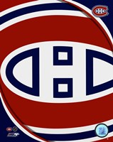 Montreal Canadiens 2011 Team Logo Fine-Art Print