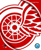 Detroit Red Wings 2011 Team Logo Fine-Art Print