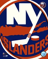 New York Islanders 2011 Team Logo Fine-Art Print
