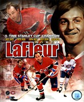 Guy LaFleur 2011 Portrait Plus Fine-Art Print