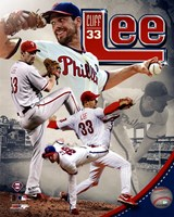 Cliff Lee Portrait Plus Fine-Art Print
