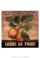 French Pears Fine-Art Print