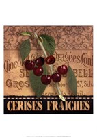 French Cherries Fine-Art Print