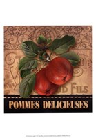 Delicious Apples Fine-Art Print