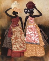 Village Women II Fine-Art Print