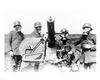 German Soldiers 1915 Fine-Art Print
