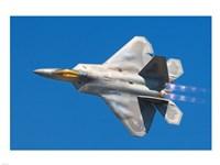 Lockheed Martin F-22A Raptor JSOH Fine-Art Print