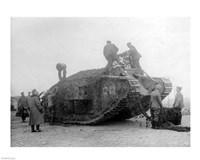 Mark IV Tank Fine-Art Print