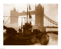 National Archief Uboat 155 London Fine-Art Print