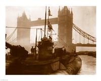 National Archief Uboat 155 London Fine-Art Print