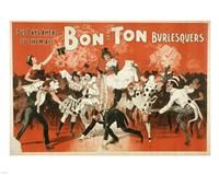 Bon-Ton Burlesquers Fine-Art Print