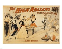 High Rollers Extravaganza Fine-Art Print