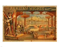 The Arabian Nights Fine-Art Print